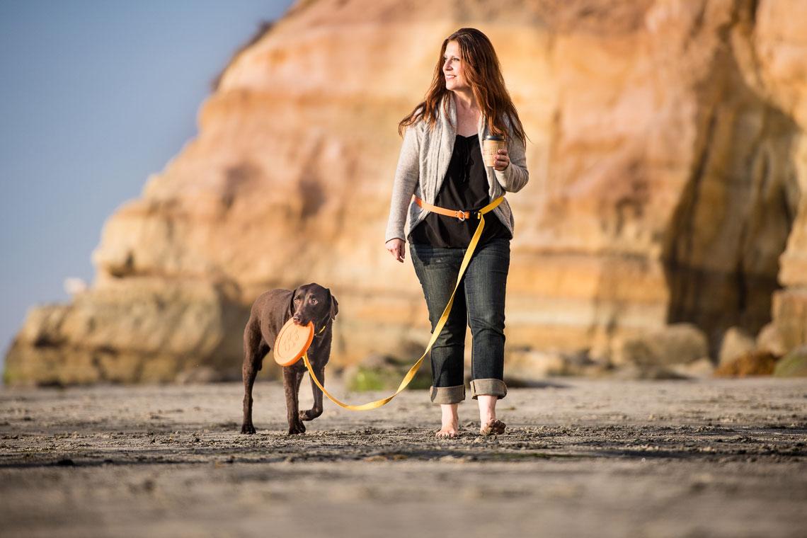 Commercial Pet Photographer // West Paw Shoot | Westway Studio | San